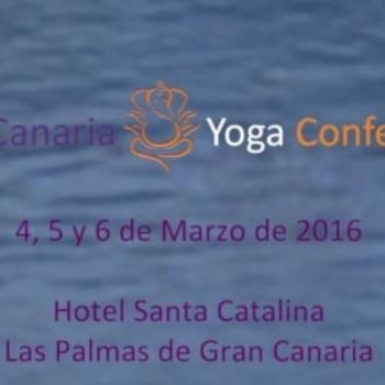 Gran Canaria Yoga Conference