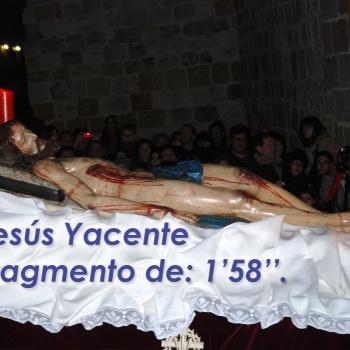Jesús Yacente