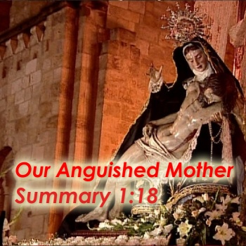 Our Anguished Mother