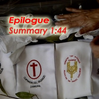 Holy Week, epilogue