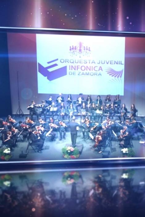 Cabecera concierto Joven Orquesta de Zamora
