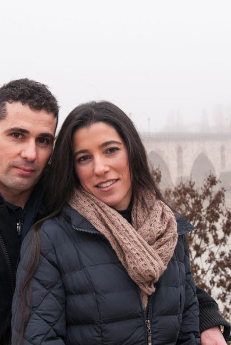 Preboda de Hugo y Ana Alicia