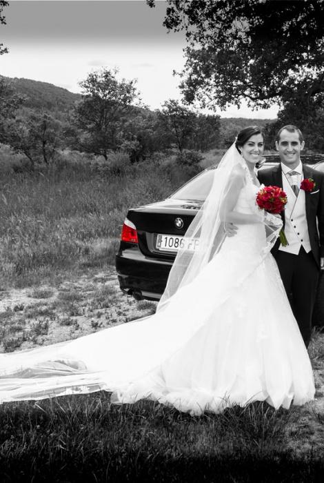 Juan y Miriam, resumen de la boda