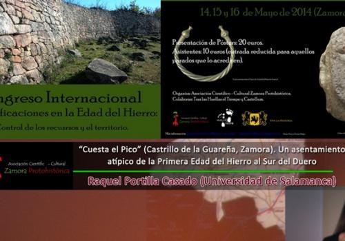 Conferencia de Raquel Portilla Casado