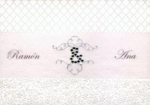 Invitación de Ramón y Ana