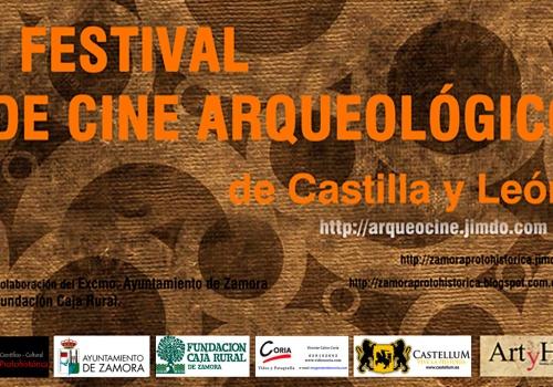 I festival de cine Arqueológico de Castilla y León