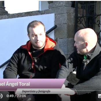 Entrevista canal Vinx de Telecable
