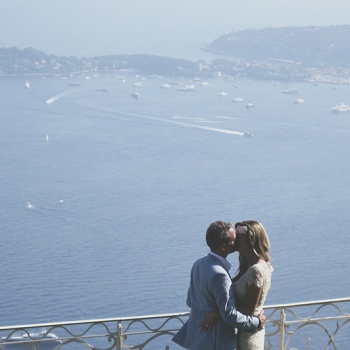 Wedding at Château d´Eze