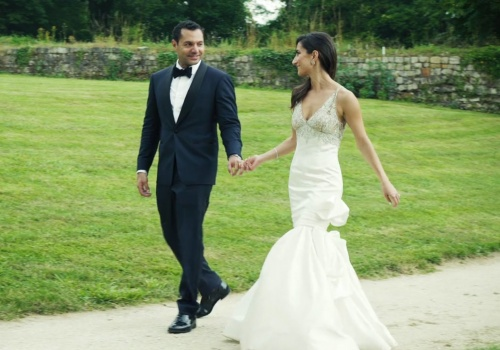 Wedding at Château de Vallery