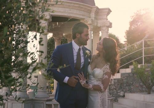 Wedding at Château la Chèvre d'Or