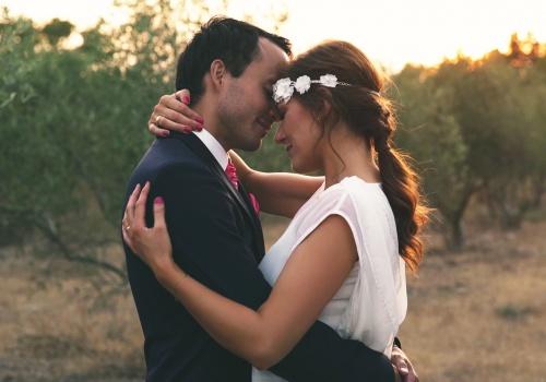 Wedding at Mas d´Arvieux