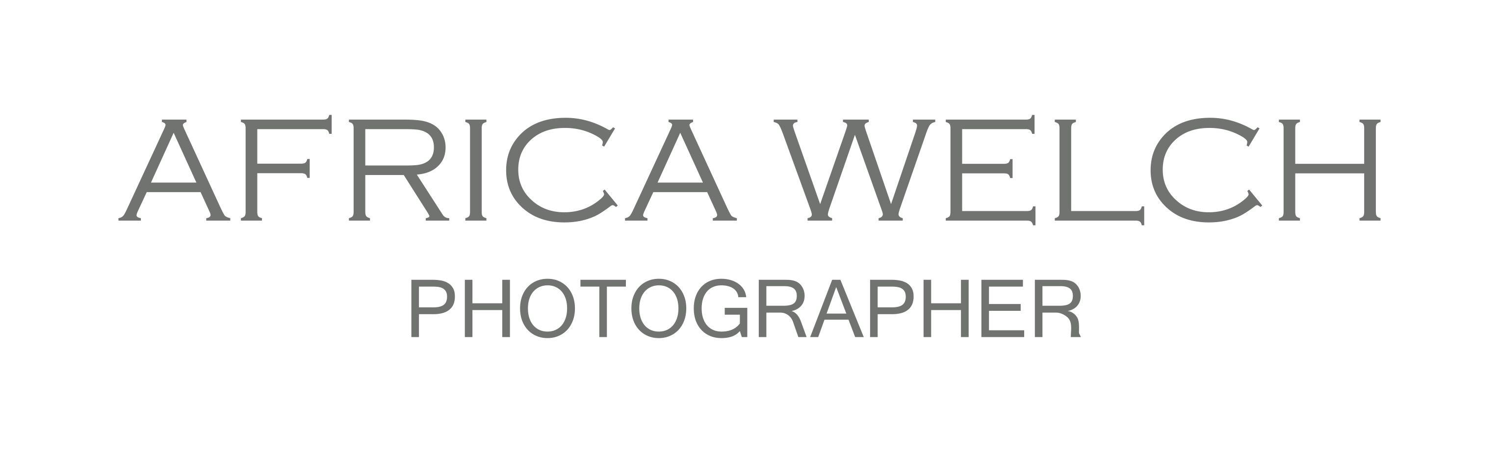 Africa Welch - Fotógrafa