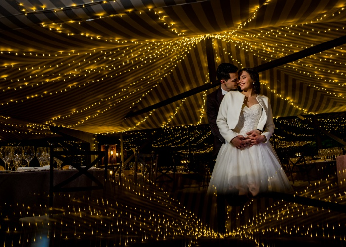 Finca Etxemendi Baserri: Cynthia y Sergio