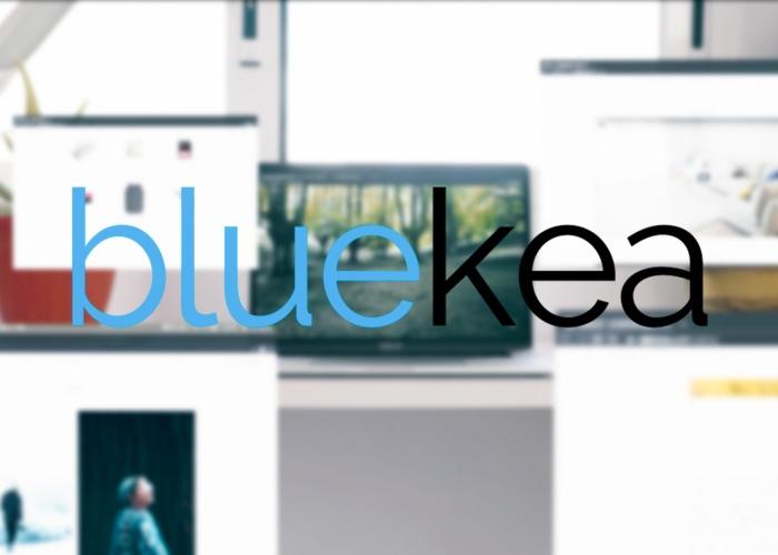 Bluekea - Páginas web para creadores