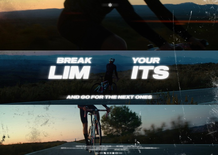BREAKE YOUR LIMITS