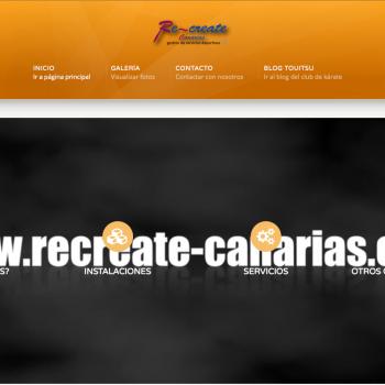 Recreate Canarias
