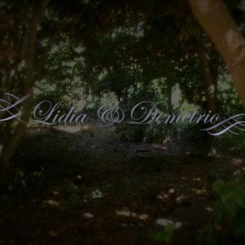Vídeo Boda Lidia&Demetrio
