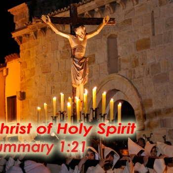 Christ of Holy Spirit