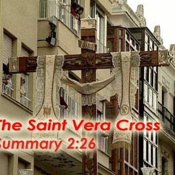 The Saint Vera Cross