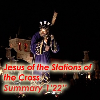 Jesus of the Stations of the Cross