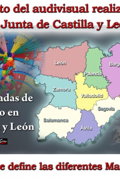 Mascaradas de Invierno en Castilla y León