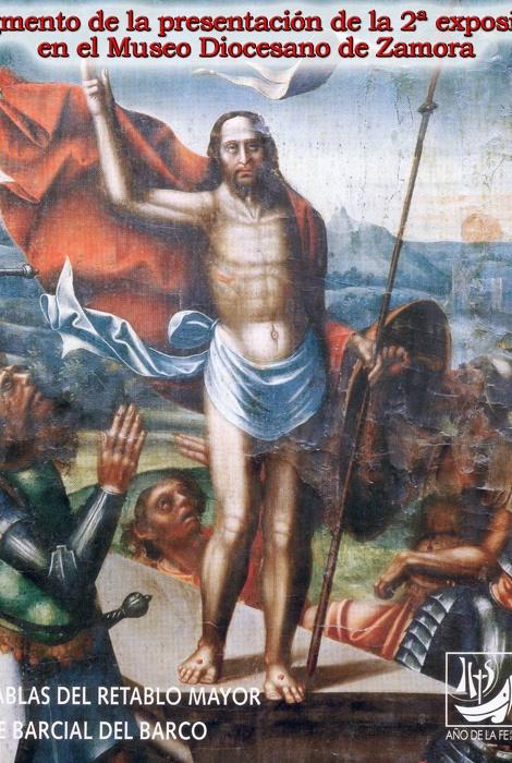 Tablas del siglo XVl, Barcial del Barco, Zamora