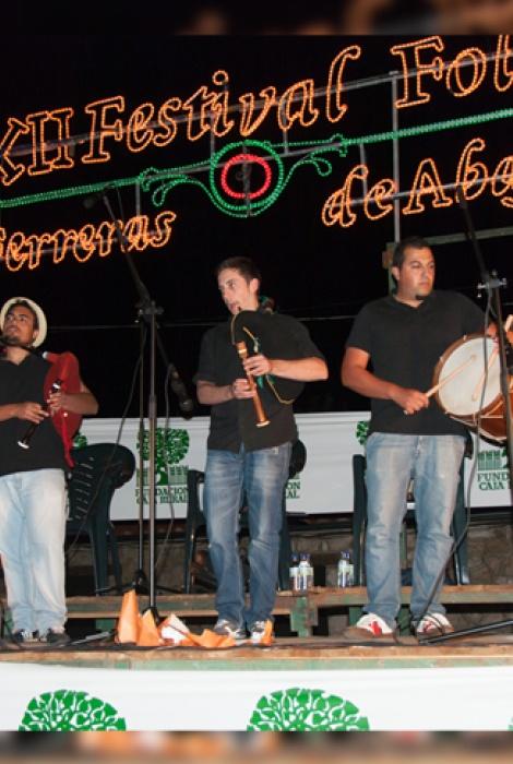 XII Festival  Folk Ferreras de Abajo, Los Tomillicos