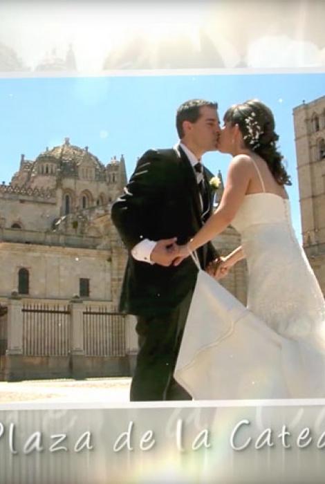 Oscar y Olaya aniversario de boda