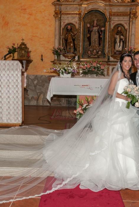 Hugo y Ana Alicia resumen boda, Cabañas de Aliste