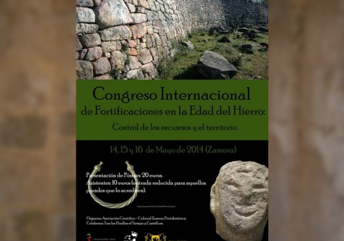 Anuncio Congreso Zamora Protohistorica
