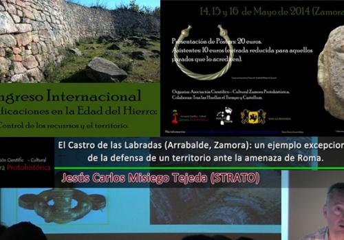 Conferencia de Jesús Carlos Misiego Tejeda