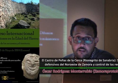 Conferencia Óscar Rodríguez Monterrubio