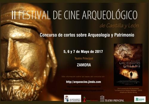 II festival de cine de arqueología