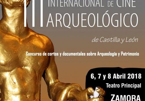 III festival de cine arqueológico
