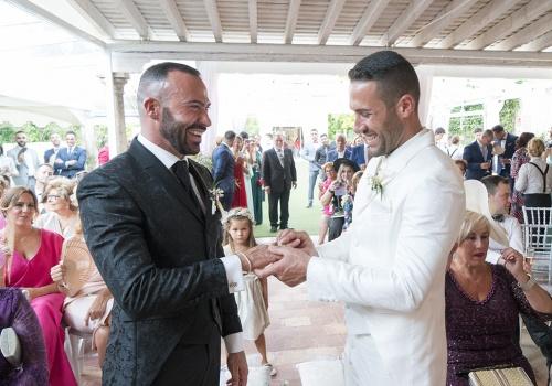 Isaac y Juan Carlos