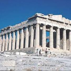THREE GREEK ISLAND
