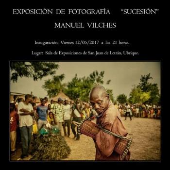 """Exposición """"SUCESIÓN"""" Ubrique 2017"""