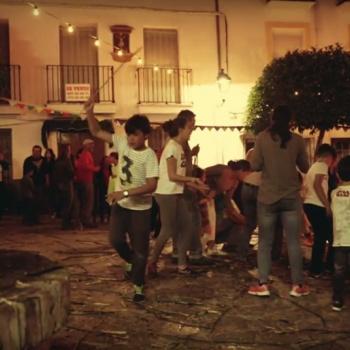 """Fiesta Popular en Ubrique """"CRUJIDA DE GAMONES 2017"""""""