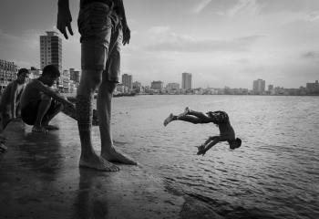 Essay: The last jump